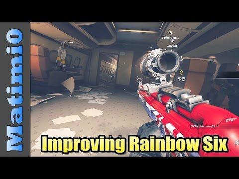 5 Ways to Improve Rainbow Six Siege