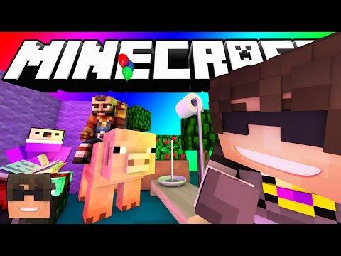Minecraft Do Not Laugh | IS THAT DONALD TRUMP?! (SkyDoesMinecraft Do Not Laugh Challenge) - Видео из Майнкрафт (Minecraft)