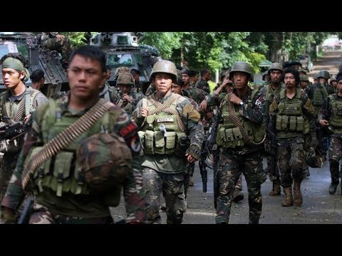 Duterte Latest News - October 27, 2017 | MARAWI SOLDIERS MARCH IN TAGUIG CITY