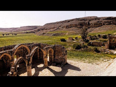 Agios Sozomenos abandoned and deserted village, Nicosia