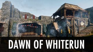 Skyrim Mod: Dawn of Whiterun