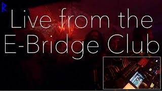 RUFES & IBEX | Live at E-Bridge Club | Techno session from Berlin [HD]