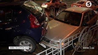 Негода у Києві пошкодила машини: чи варто водіям розраховувати на відшкодування збитків