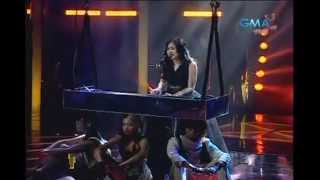 Julie Anne San Jose(Angel Of Music) - In The Arms Of An Angel @PP