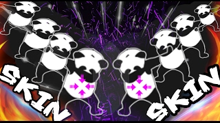 •NEBULOUS• - COMO LIBERAR A SKIN DO PANDA (REALIZAÇÃO)