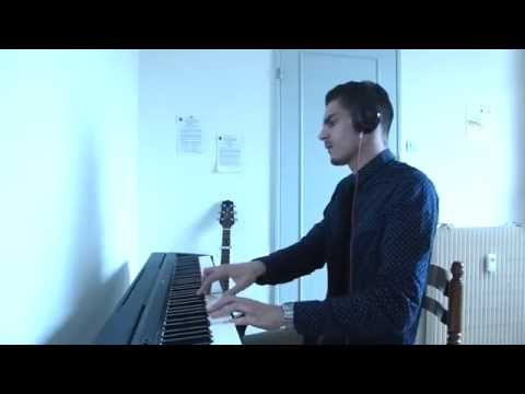 M83 - Wait Kygo Remix - Piano Cover + SHEET MUSIC