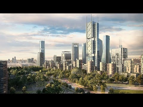 Madrid Nuevo Norte | Europe's Sustainable MegaProject 2020-2035