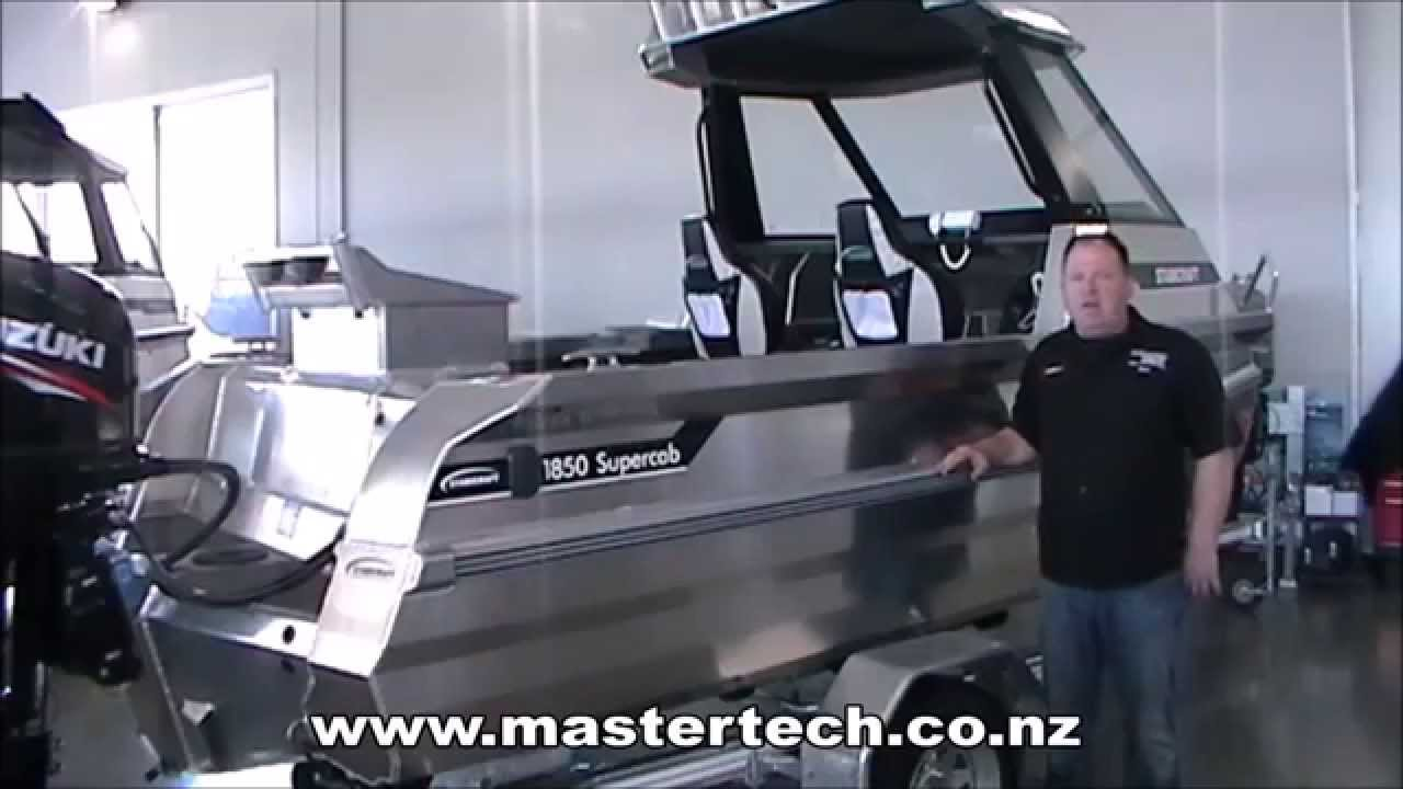 2014 Stabicraft 1850 Supercab - Mastertech Marine