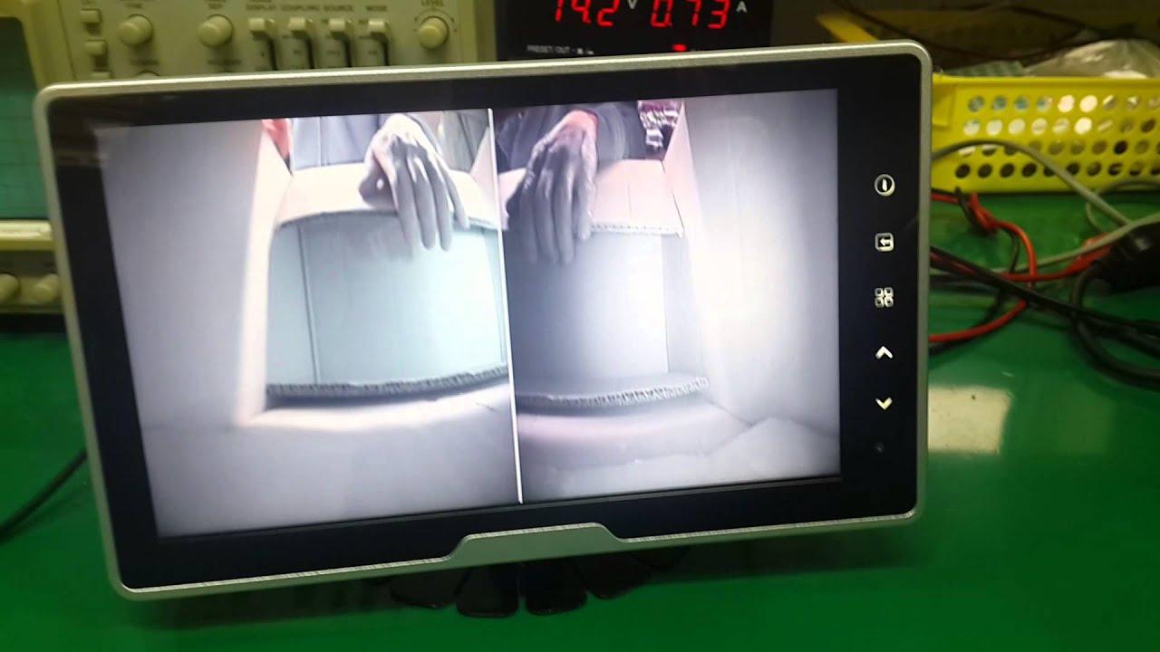 Camera Flicker Test