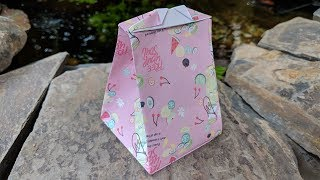 Gift Bag No glue