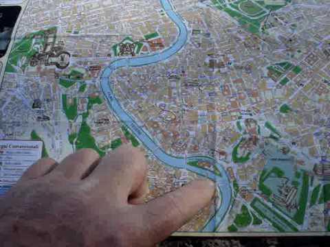 Germany-Rome-Egypt-Turkey: Tiber River Rome #6 120509.MPG