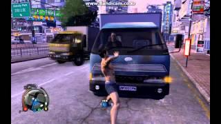 Sleeping Dogs: Revenge on the Truck Driver