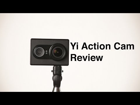 Yi HD Action Camera Review