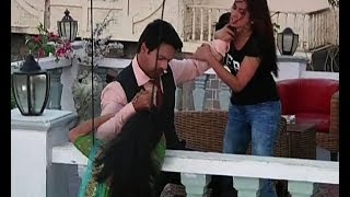 Tumhari Pakhi: Tanya-Pakhi's action packed scene - IANS India Videos