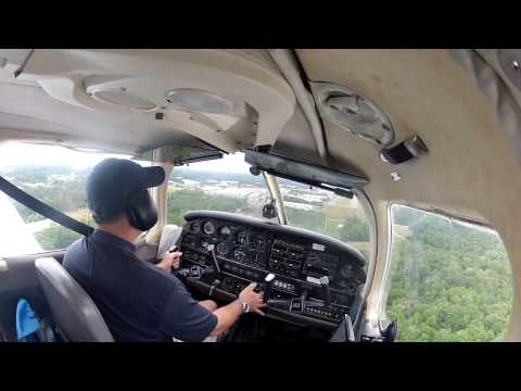 Piper Flight to Hanover Municipal Airport