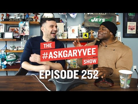 KAI GREENE, GOING TO THE GYM EVERYDAY AND SELLING FITNESS PRODUCTS | #ASKGARYVEE 252