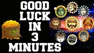 GOOD LUCK MANTRA : FOR SUCCESS, HEALTH, WEALTH, LOVE, POWER: NAVGRAH BEEJ MANTRA