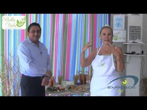 Presentación de BellaVida en Expresión Acapulco TV