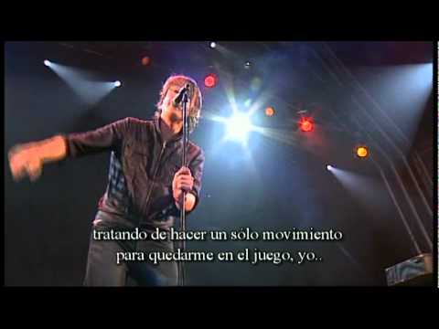 keane everybody's changing español/ingles subtitulos