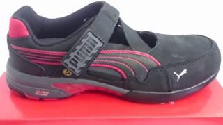 PUMA Fuse Open – dámske pracovné sandále S1 64.283.0 558d4a178e