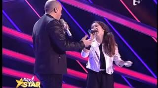 """Oana Cenuse feat. Marcel Pavel - Andrea Bocelli si Giorgia - """"Vivo per lei"""""""