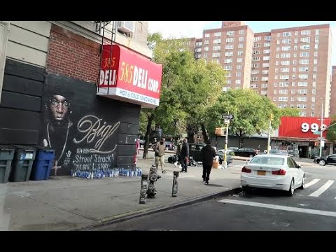 HARLEM NEW YORK / BIG L MURAL
