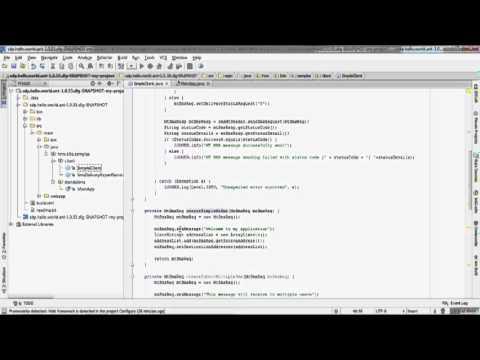 Idea Pro - Sample Application
