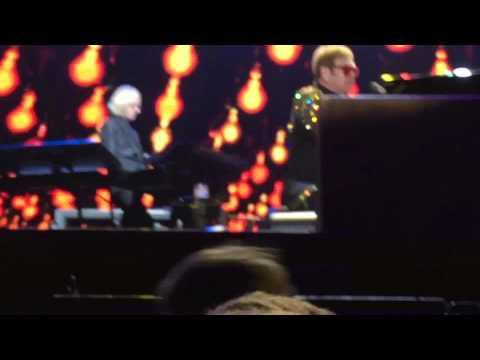 Elton John Saturday Nights are Alright for Fighting Atlanta Music Midtown 2015