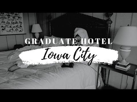 Graduate Hotel Iowa City