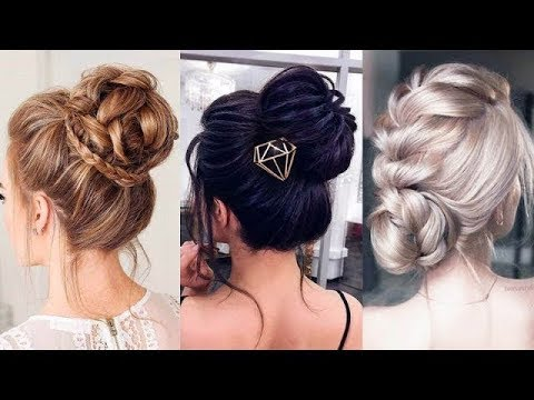 8 cute and easy bun hairstyles  best ideas for how to do