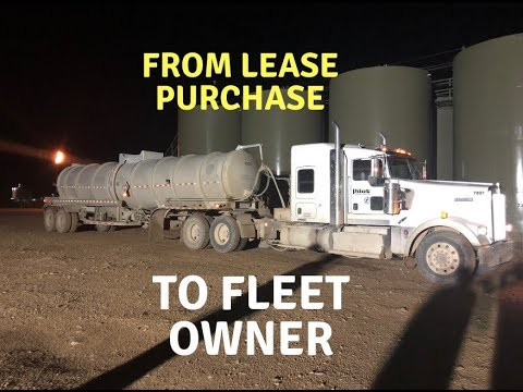 Lease Purchase to Fleet Owner in 6 months  Bridger Transport