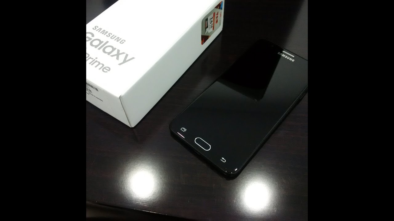 Review Samsung Galaxy J7 Prime Black 3/32GB Indonesia - Antutu Score,  CPU-Z, Real Available Storage