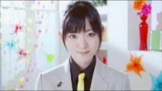 Buono!'s 4th single, Gachinko de Ikou! (Do Your Best and Go!), Close Up pv. I really really really love Miyabi's hair here!