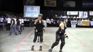 Arch Rival Roller Girls Pre-Bout Malarkey