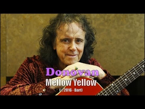 Donovan - Mellow Yellow (Karaoke)