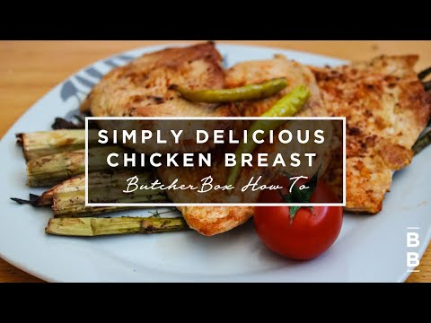 Simple Chicken Breasts: Breaded & Fried