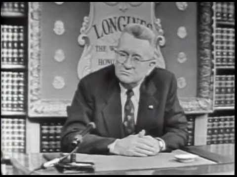 United States Army Four-Star General: Lewis Blaine Hershey Interview (1953)