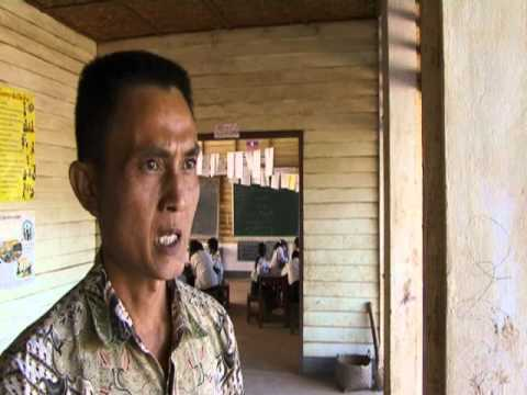Overcoming the ethnic language barrier in lao schools