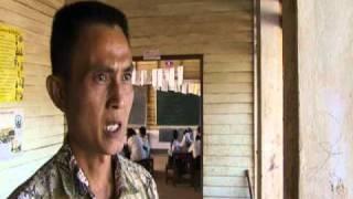 Overcoming the ethnic language barrier in lao schools