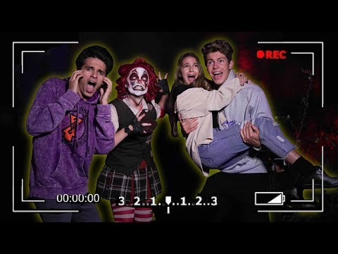 Last to SCREAM Wins $10,000 - Scary Haunted House Challenge