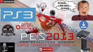 PES 2013 Brotherhood-355 Patch Summer Season 2020 [PS3]