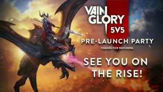 Vainglory 5V5 | Pre-Launch Party