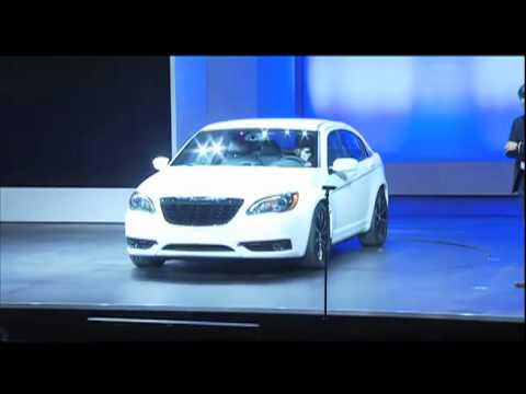 Chrysler Brand Press Conference at the 2010 Los Angeles Auto Show
