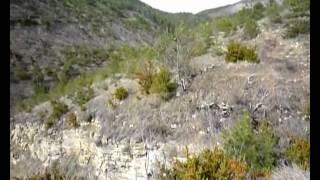 Balade autour de Montclar sur Gervanne 26 Drôme