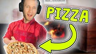Je DELIVER PIZZAS! -English Roblox: Travailler dans une pizzeria