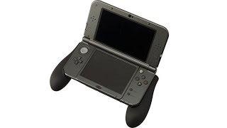 Cyber Gadget Nintendo 3DS XL Console Handle Grip Review