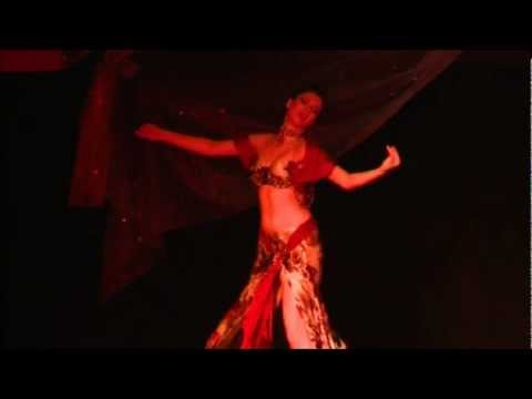 Badriyah - egyptian classical bellydance to Ana Fi Intizarak