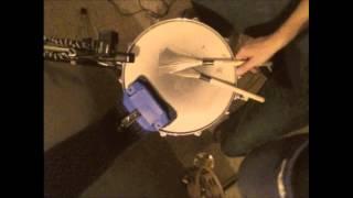 Gypsy Jazz *Brush Snare Drumming