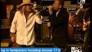 MOTLEY CRUE ft. CHESTER BENNINGTON Home Sweet Home Live MTV