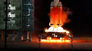 GLOBALink   China launches crewed spaceship Shenzhou-13